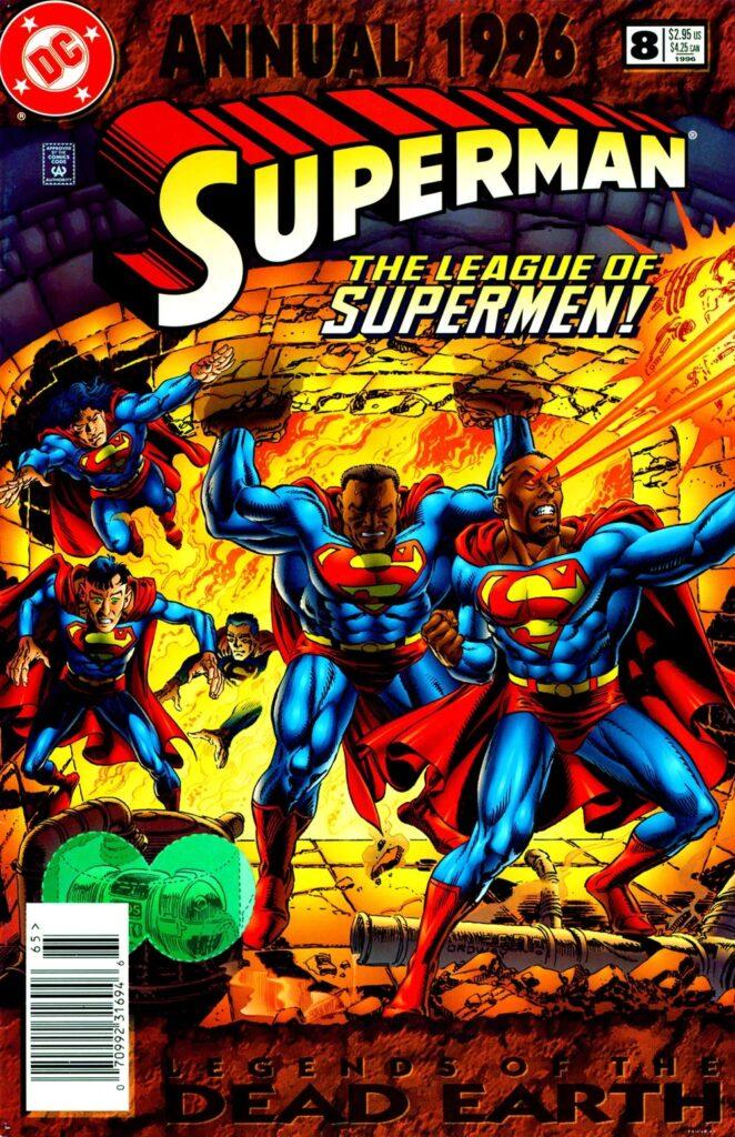 Dossier - Le futur dans l'univers DC 62
