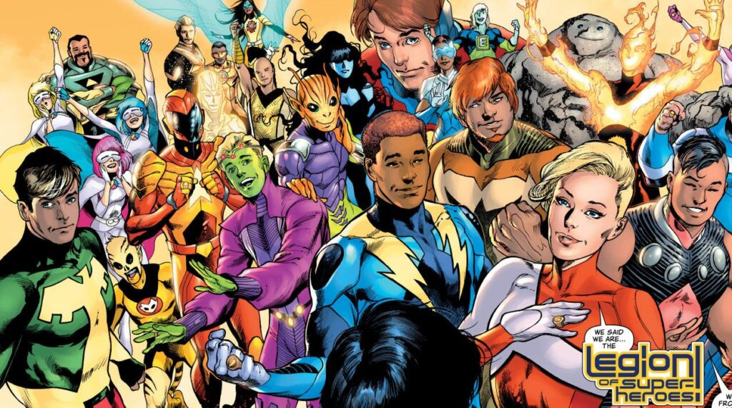Dossier - Le futur dans l'univers DC 77