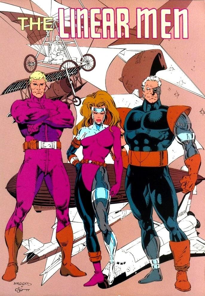 Dossier - Le futur dans l'univers DC 58