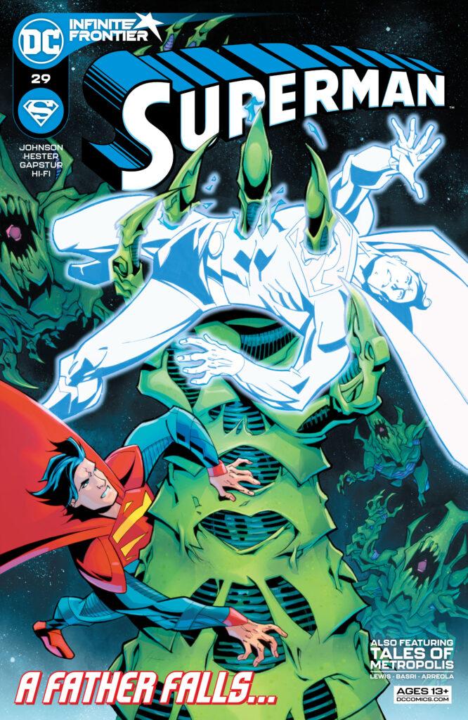 Superman #29