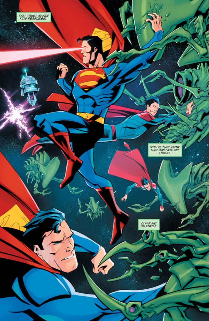 Découvrez les premières pages de Superman #29, le nouveau run de P.K. Johnson 37