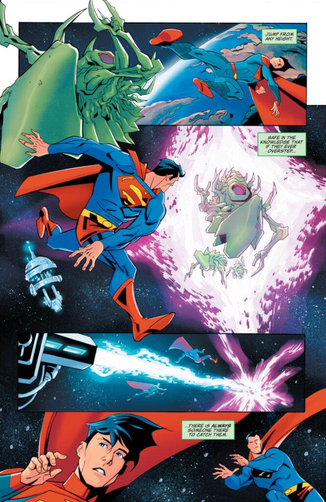 Découvrez les premières pages de Superman #29, le nouveau run de P.K. Johnson 38