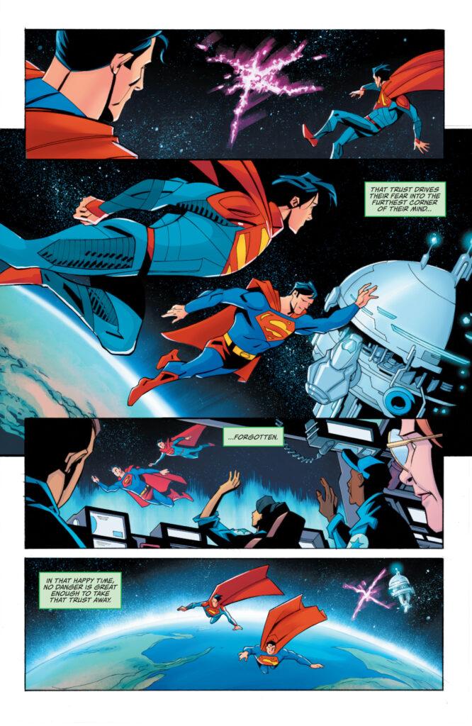 Découvrez les premières pages de Superman #29, le nouveau run de P.K. Johnson 39