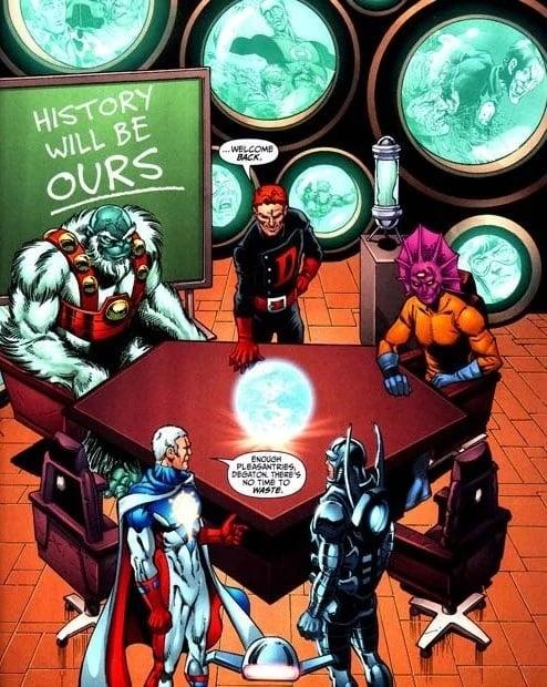 Dossier - Le futur dans l'univers DC 59