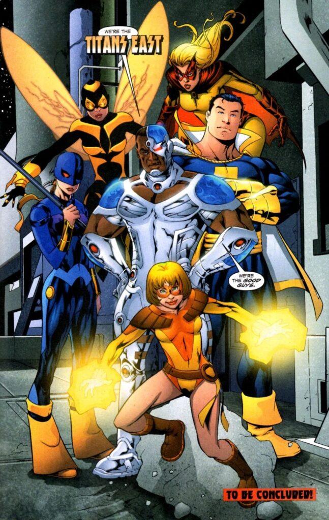 Dossier - Le futur dans l'univers DC 67