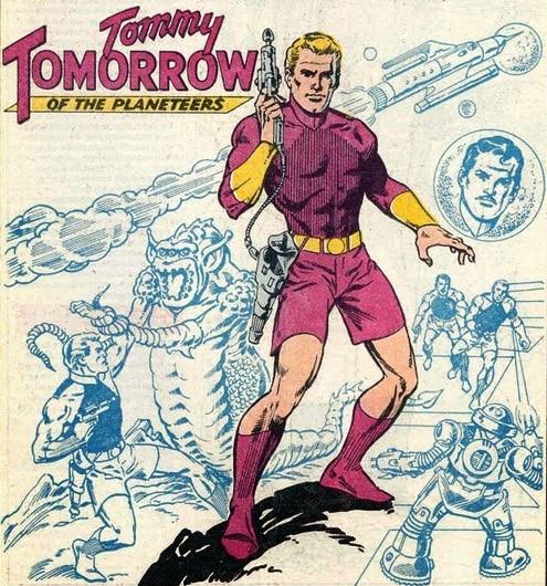 Dossier - Le futur dans l'univers DC 39