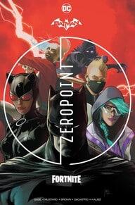 Highlights de la semaine #126 (Batman/Fortnite, Nightwing, Justice League,...) 35