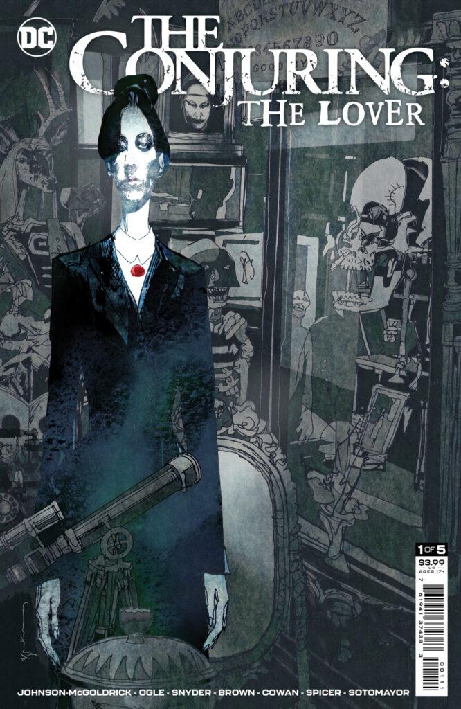 DC sort The Conjuring : The Lover en juin, inaugurant l'imprint DC Horror 34