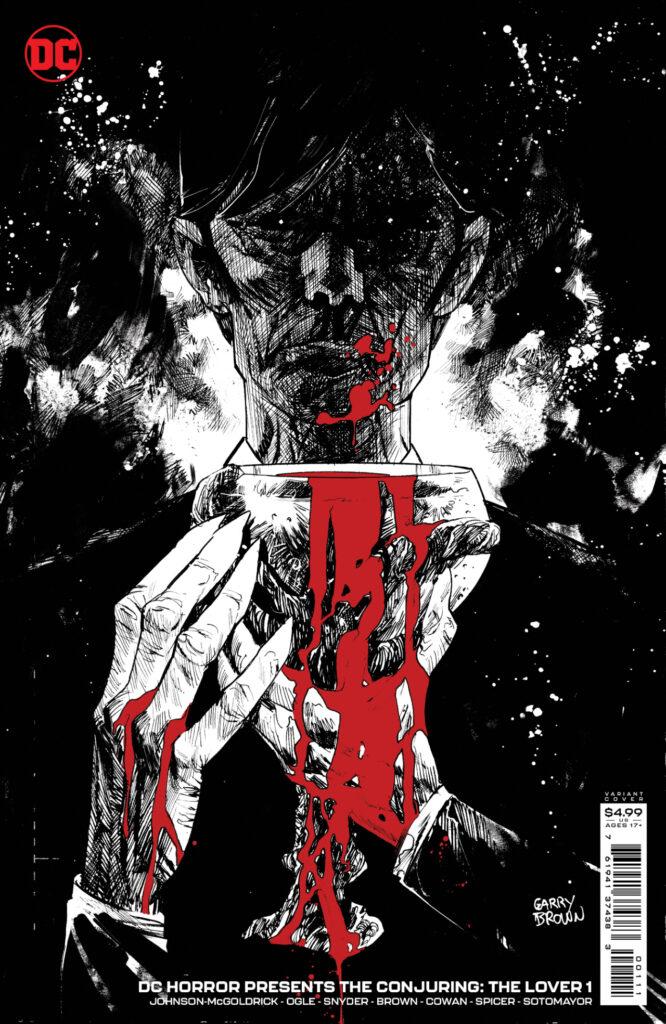 DC sort The Conjuring : The Lover en juin, inaugurant l'imprint DC Horror 35