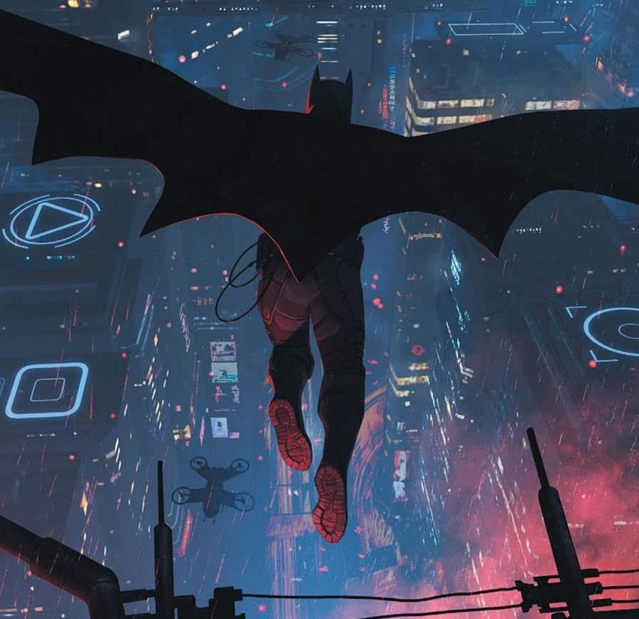 Urban annonce Future State Batman et Justice League en septembre 34