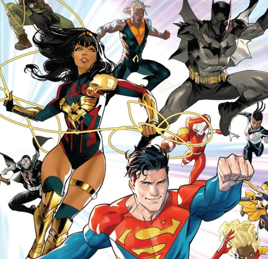 Urban annonce Future State Batman et Justice League en septembre 33