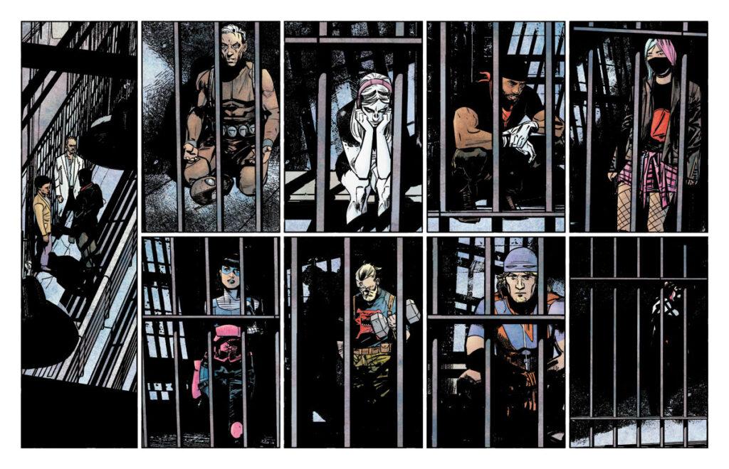 DC annonce Suicide Squad: Get Joker! par Brian Azzarello et Alex Maleev 28