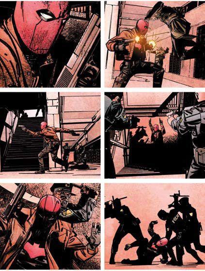 DC annonce Suicide Squad: Get Joker! par Brian Azzarello et Alex Maleev 29