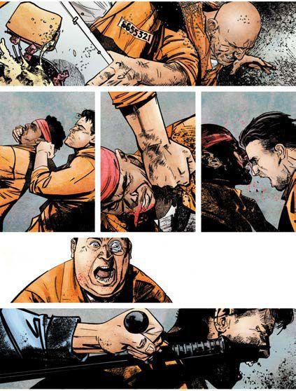 DC annonce Suicide Squad: Get Joker! par Brian Azzarello et Alex Maleev 30