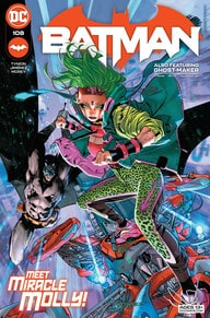 Highlights de la semaine #128 (Swamp Thing, Batman, Green Lantern,...) 35