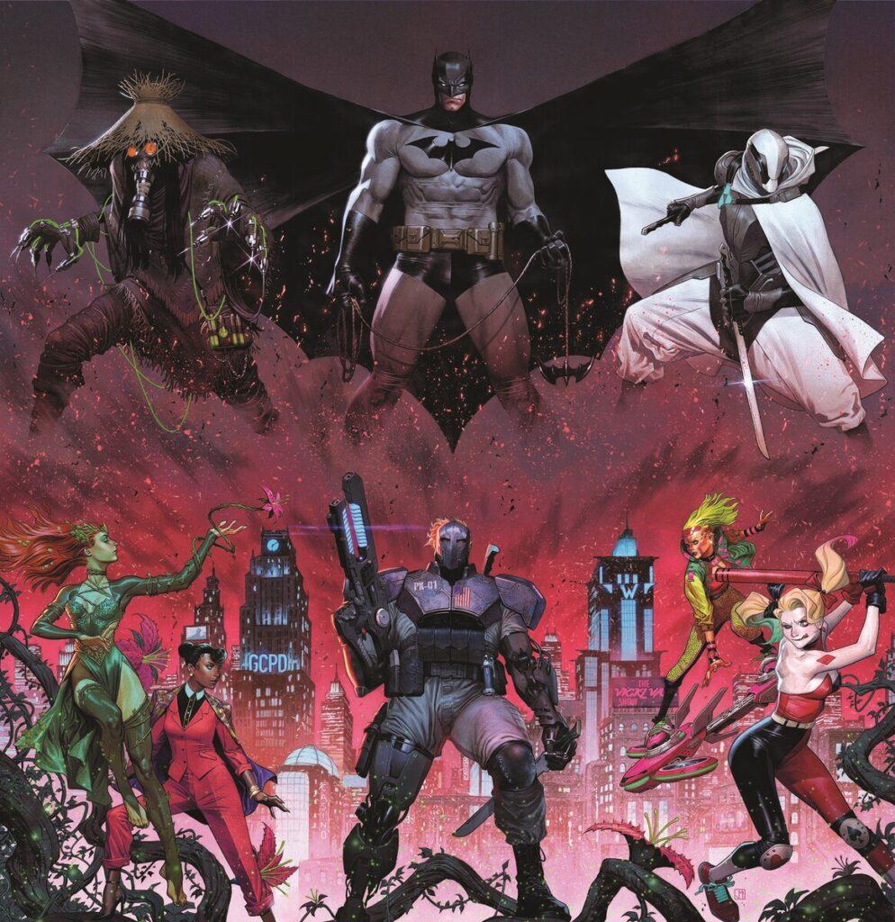 DC annonce Fear State, nouvel event du Batverse, pour le mois d'août 39