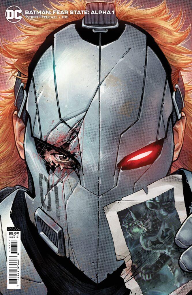 DC annonce Fear State, nouvel event du Batverse, pour le mois d'août 36