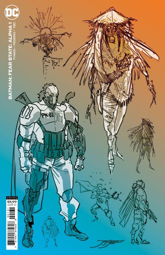 DC annonce Fear State, nouvel event du Batverse, pour le mois d'août 37