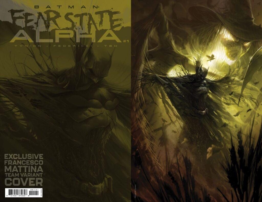 DC annonce Fear State, nouvel event du Batverse, pour le mois d'août 38