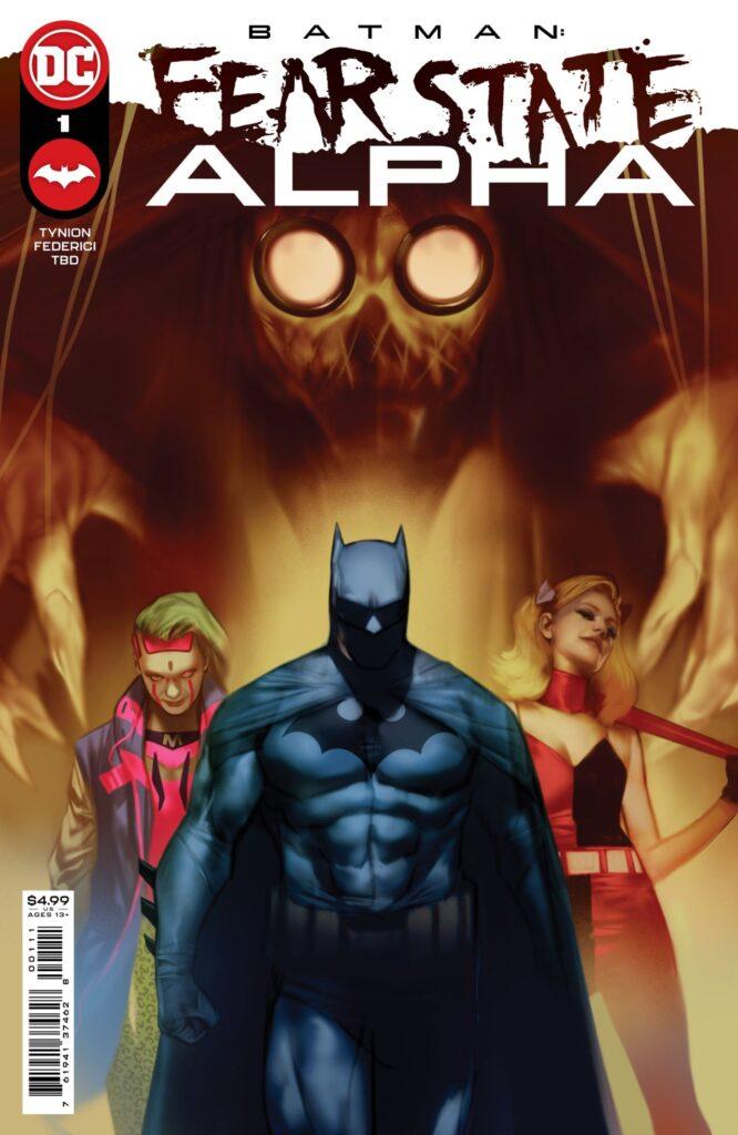 DC annonce Fear State, nouvel event du Batverse, pour le mois d'août 35