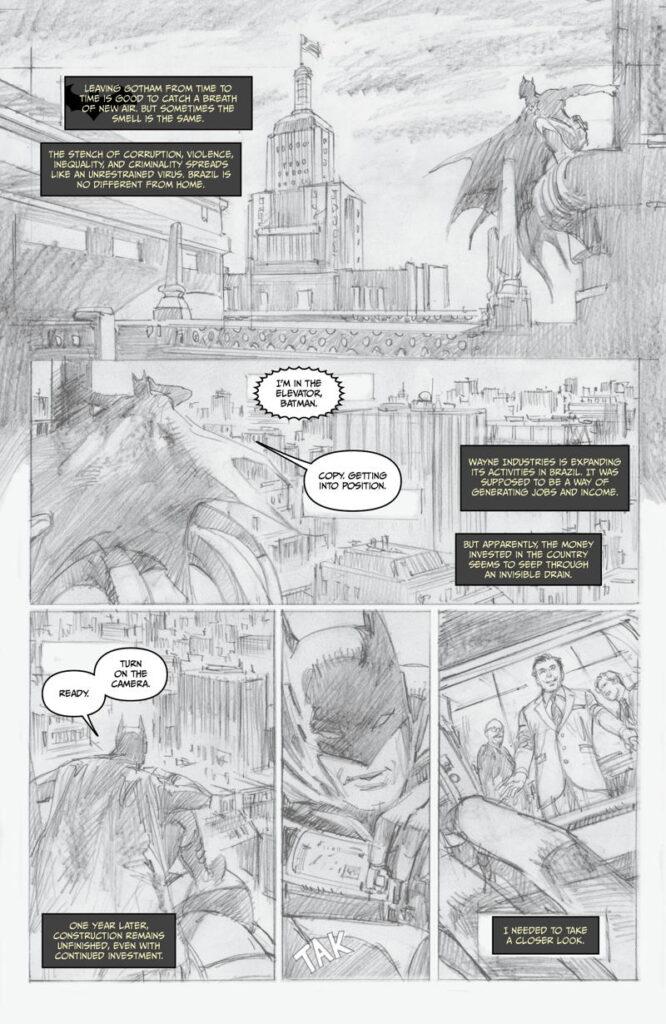 Batman : The World, une anthologie par des créateurs internationaux prévue pour le Batman Day en VO et en VF 57