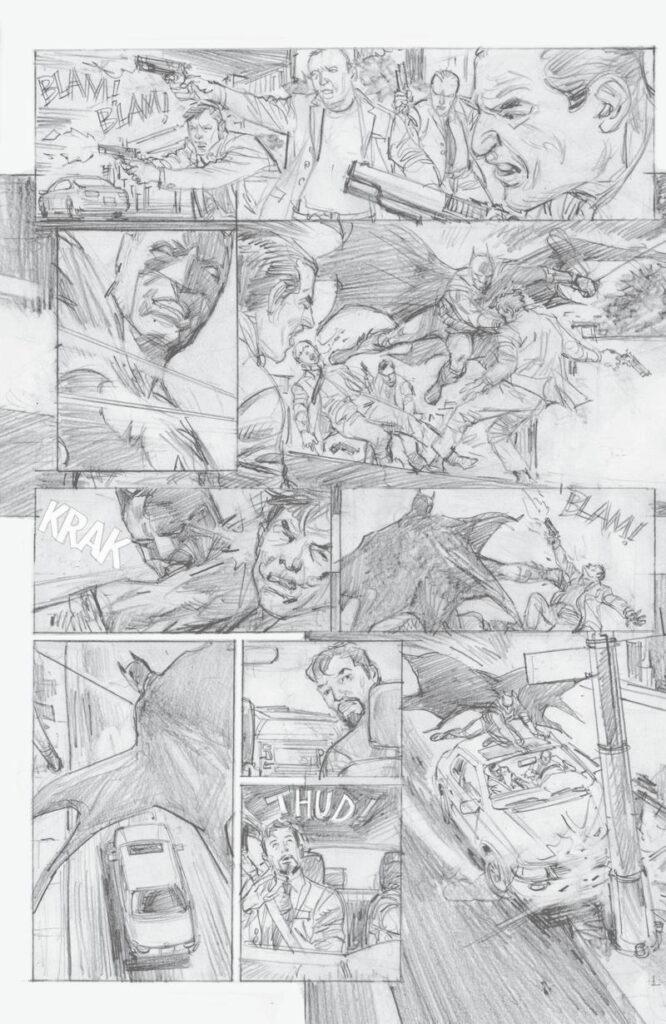 Batman : The World, une anthologie par des créateurs internationaux prévue pour le Batman Day en VO et en VF 58