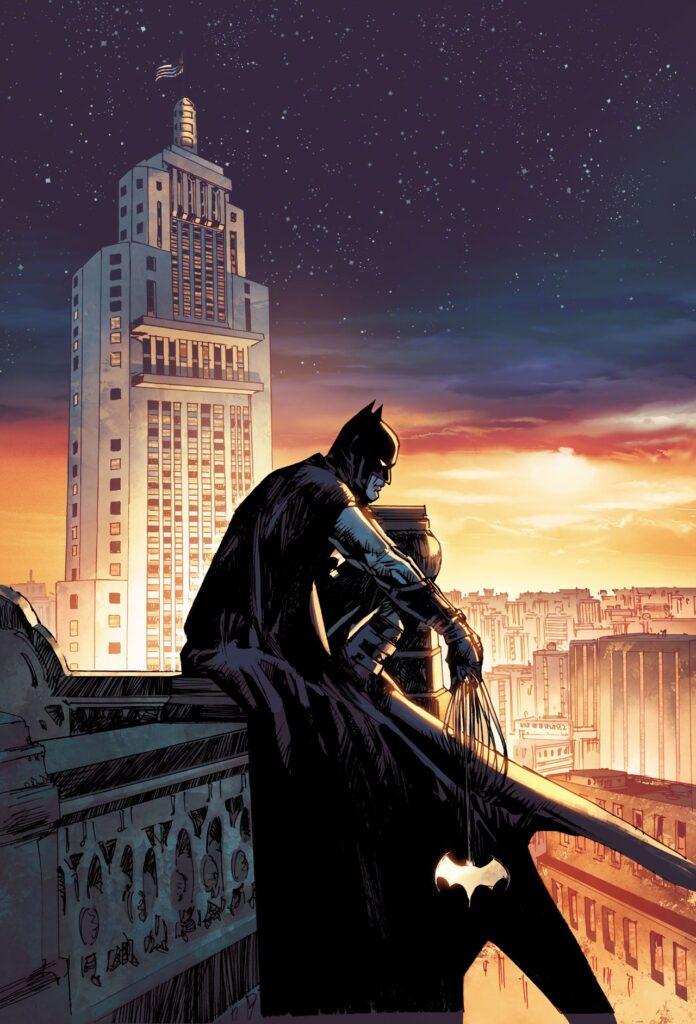 Batman : The World, une anthologie par des créateurs internationaux prévue pour le Batman Day en VO et en VF 56