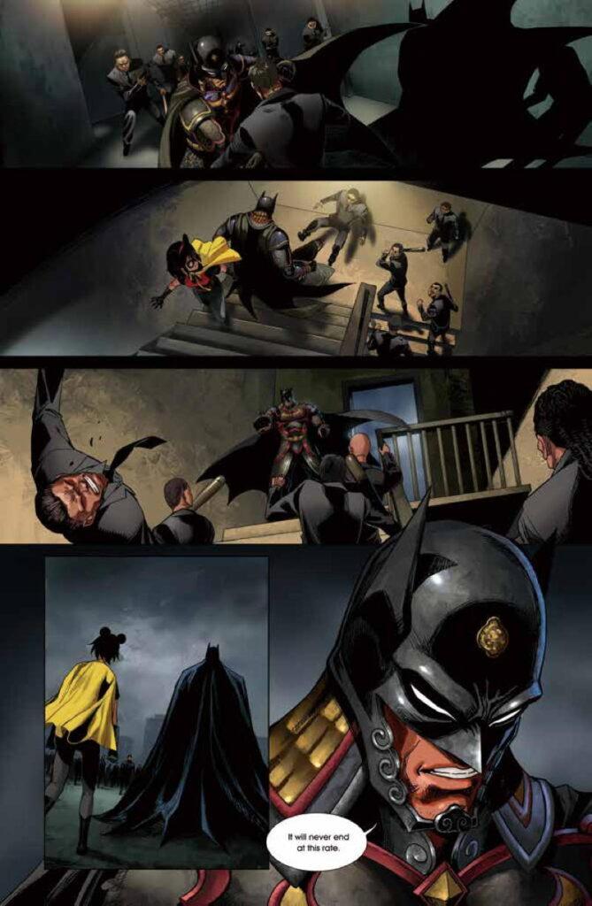 Batman : The World, une anthologie par des créateurs internationaux prévue pour le Batman Day en VO et en VF 62