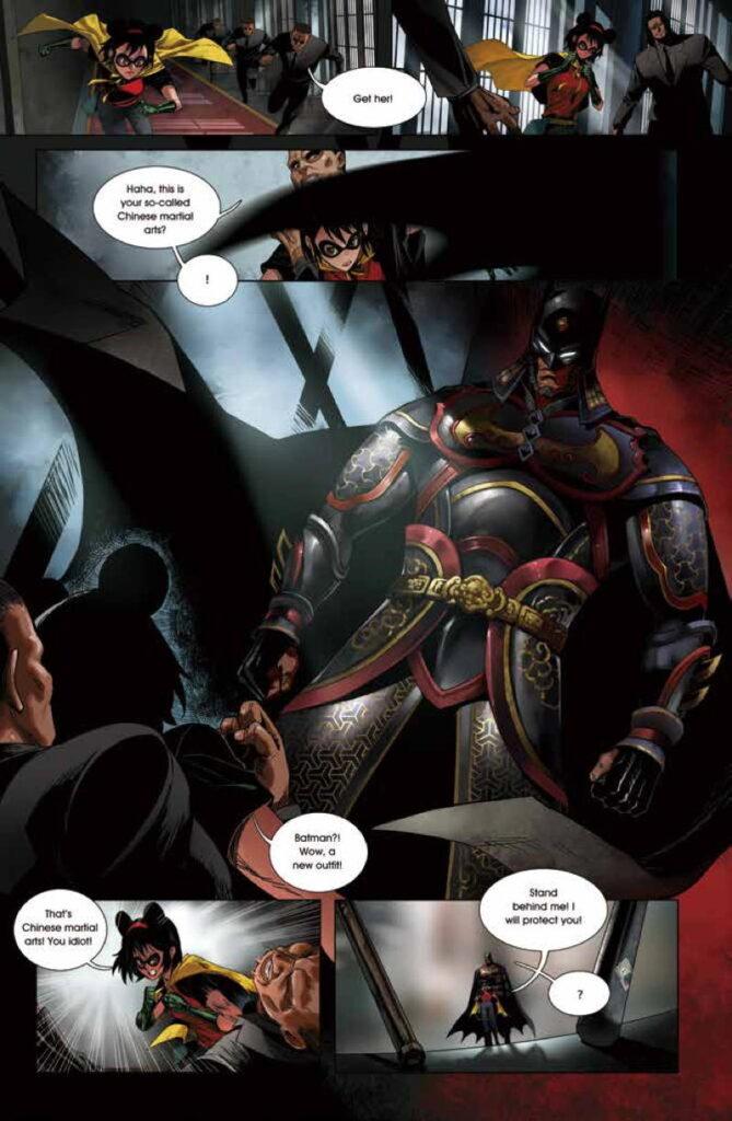 Batman : The World, une anthologie par des créateurs internationaux prévue pour le Batman Day en VO et en VF 63