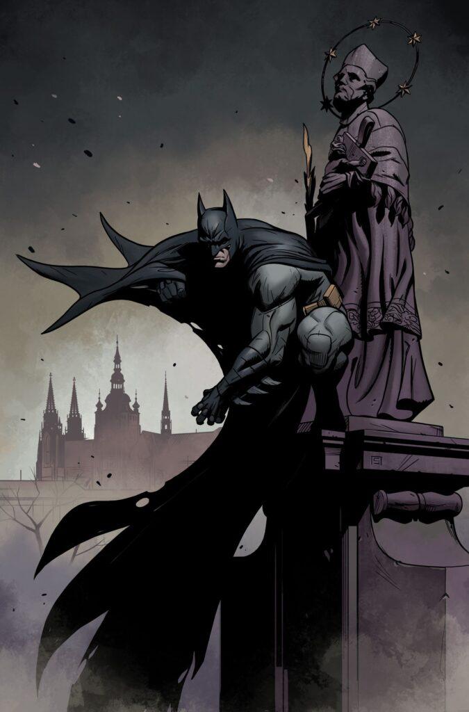 Batman : The World, une anthologie par des créateurs internationaux prévue pour le Batman Day en VO et en VF 44