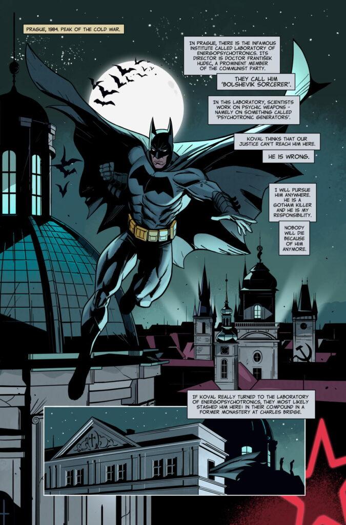 Batman : The World, une anthologie par des créateurs internationaux prévue pour le Batman Day en VO et en VF 45