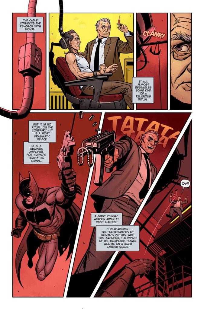 Batman : The World, une anthologie par des créateurs internationaux prévue pour le Batman Day en VO et en VF 46