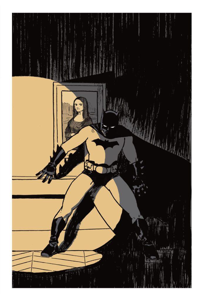 Batman : The World, une anthologie par des créateurs internationaux prévue pour le Batman Day en VO et en VF 34