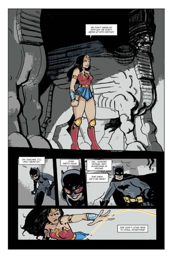 Batman : The World, une anthologie par des créateurs internationaux prévue pour le Batman Day en VO et en VF 36