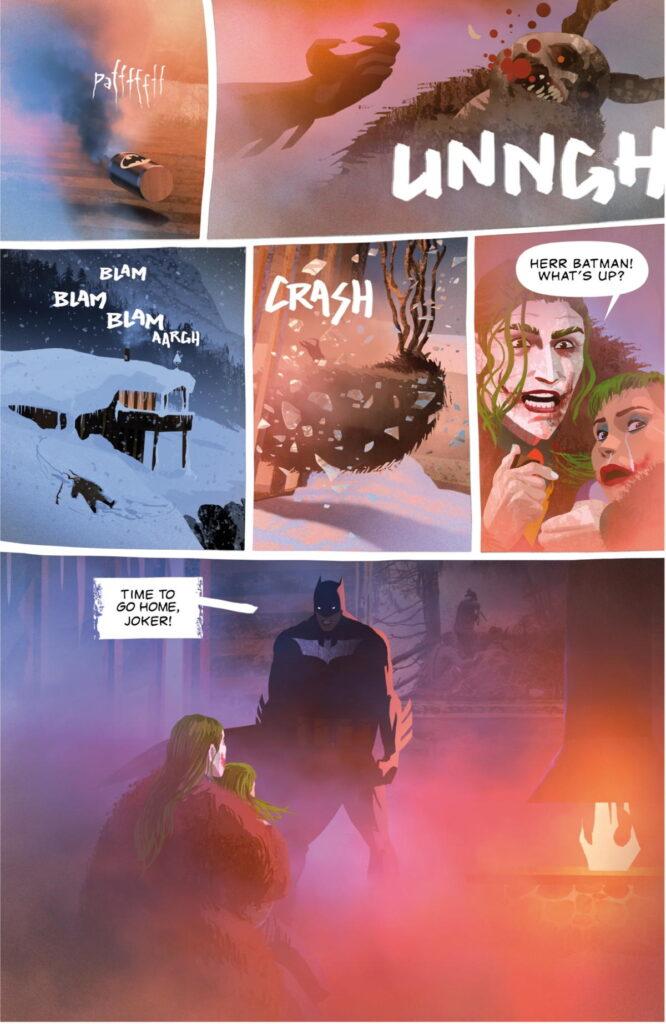 Batman : The World, une anthologie par des créateurs internationaux prévue pour le Batman Day en VO et en VF 42