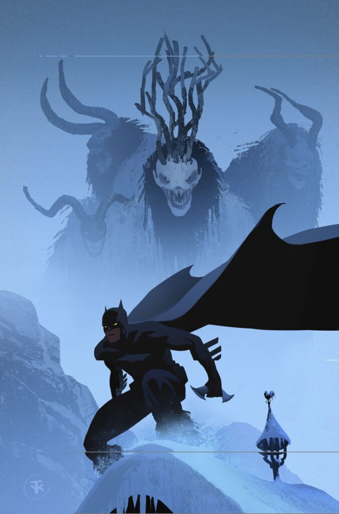 Batman : The World, une anthologie par des créateurs internationaux prévue pour le Batman Day en VO et en VF 41