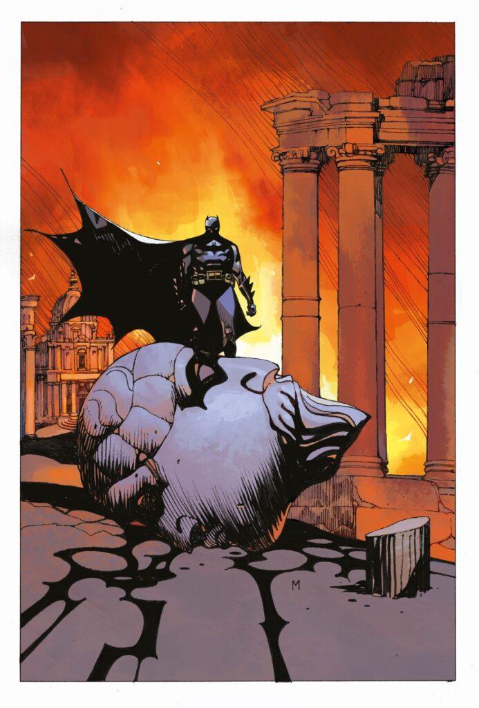 Batman : The World, une anthologie par des créateurs internationaux prévue pour le Batman Day en VO et en VF 38