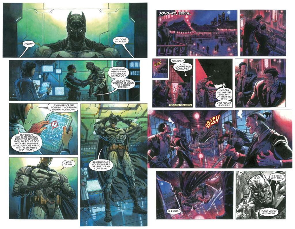 Batman : The World, une anthologie par des créateurs internationaux prévue pour le Batman Day en VO et en VF 60
