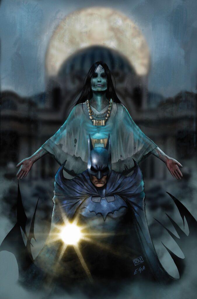 Batman : The World, une anthologie par des créateurs internationaux prévue pour le Batman Day en VO et en VF 53