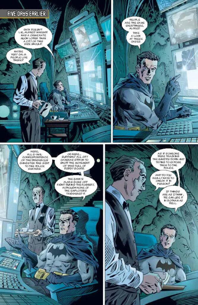 Batman : The World, une anthologie par des créateurs internationaux prévue pour le Batman Day en VO et en VF 48