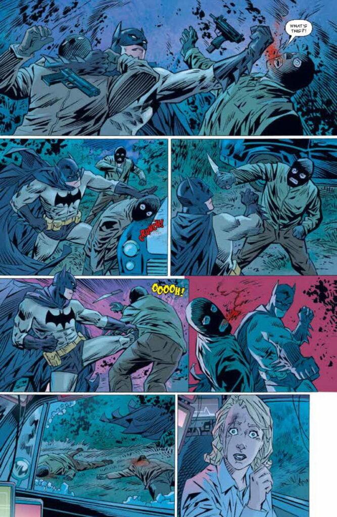 Batman : The World, une anthologie par des créateurs internationaux prévue pour le Batman Day en VO et en VF 49