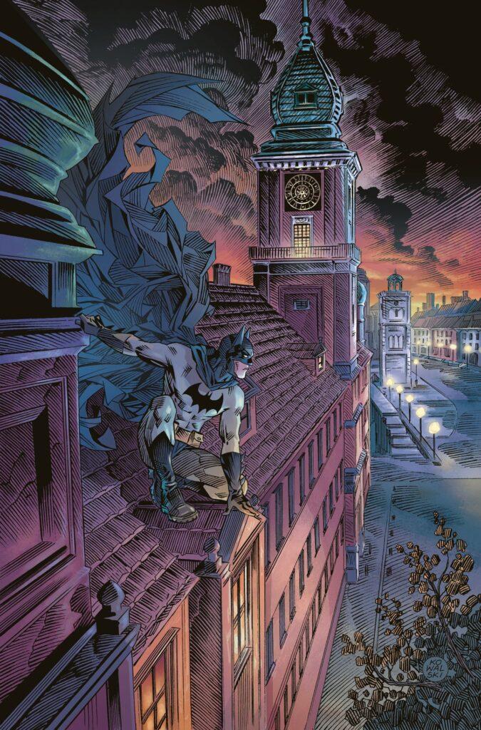 Batman : The World, une anthologie par des créateurs internationaux prévue pour le Batman Day en VO et en VF 47