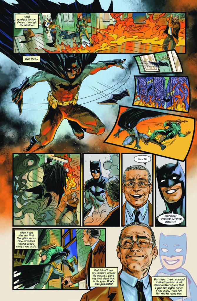 Batman : The World, une anthologie par des créateurs internationaux prévue pour le Batman Day en VO et en VF 66