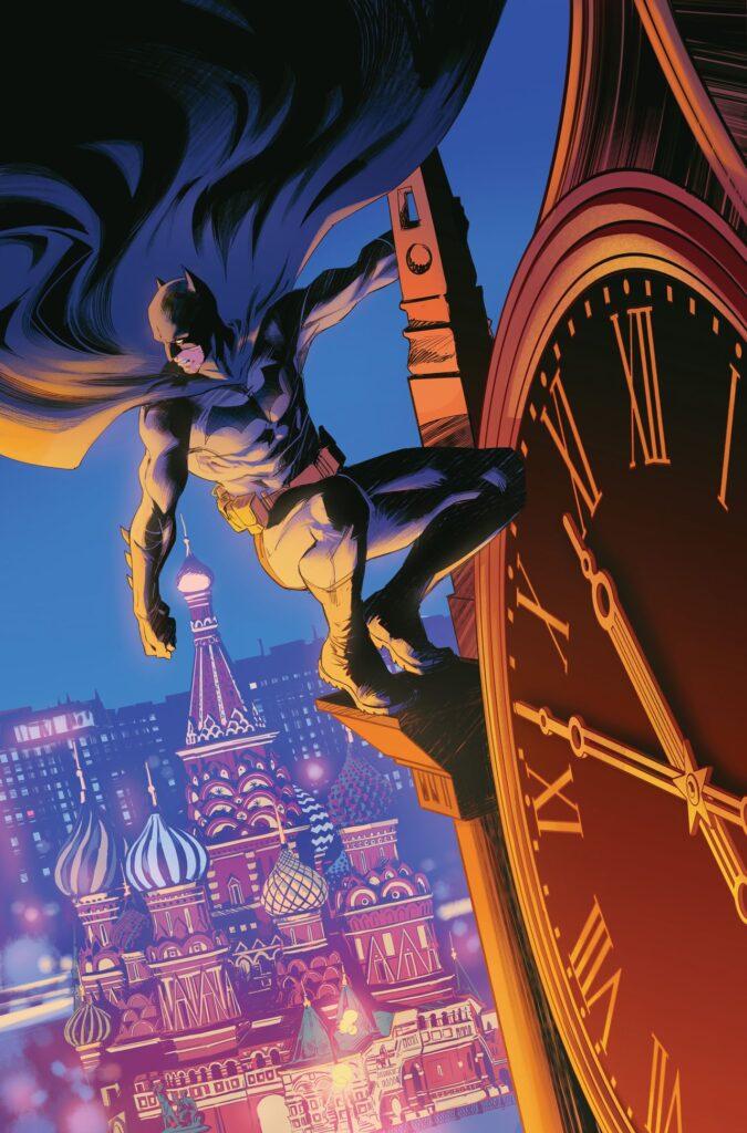 Batman : The World, une anthologie par des créateurs internationaux prévue pour le Batman Day en VO et en VF 64