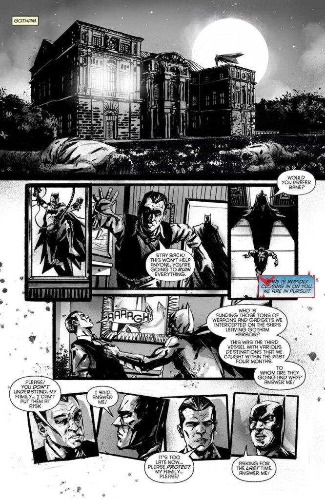 Batman : The World, une anthologie par des créateurs internationaux prévue pour le Batman Day en VO et en VF 51
