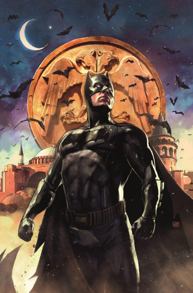 Batman : The World, une anthologie par des créateurs internationaux prévue pour le Batman Day en VO et en VF 50