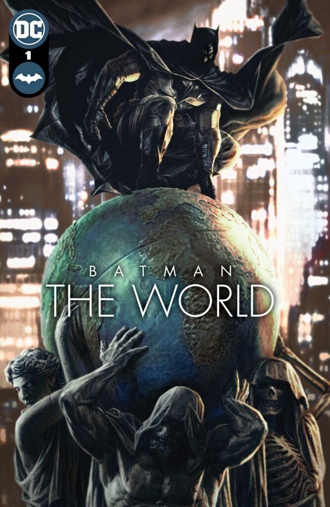 Batman : The World, une anthologie par des créateurs internationaux prévue pour le Batman Day en VO et en VF 33