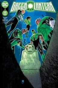 Highlights de la semaine #128 (Swamp Thing, Batman, Green Lantern,...) 34