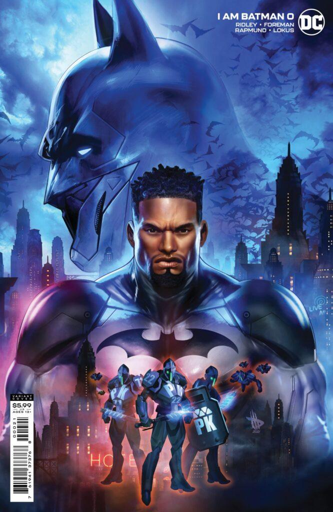 DC annonce Fear State, nouvel event du Batverse, pour le mois d'août 27