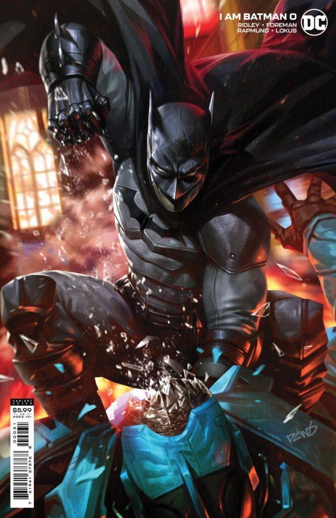 DC annonce Fear State, nouvel event du Batverse, pour le mois d'août 30